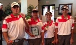 Coppell Boys JV_1st Place Indian Creek_Will Kelly, Max Pius, Thomas Johnson_ Sept_2013.jpg