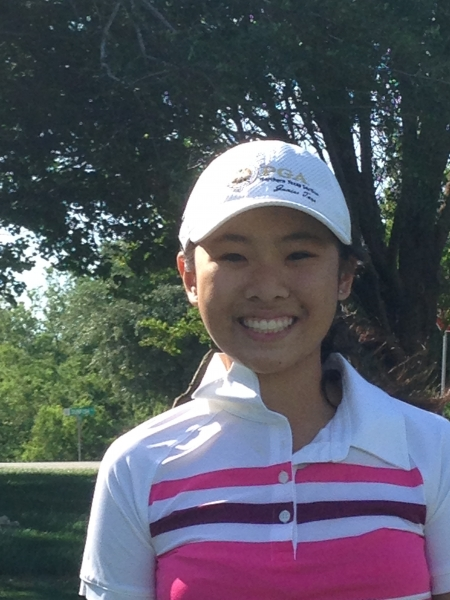 Emily Zhou_NTPGA_Golf Club of Dallas_79_First Place_May 2014.jpg