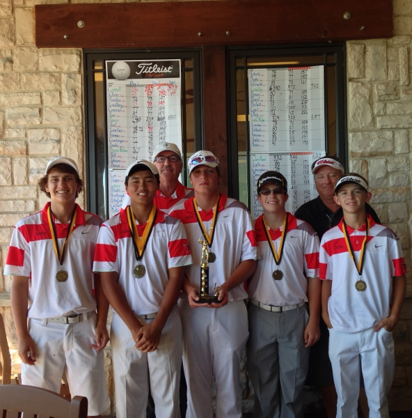 Max Pius_Coppell Team 2nd Place_2014.jpg
