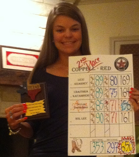 Taylor-Icenberger_11_12_Tournament_2nd-Place_score-71