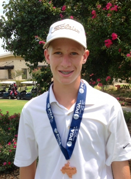Thomas Johnson_3rd Place_Indian Creek_NTPGA Medalist_August 2013_Personal Best of 21 putts.jpg