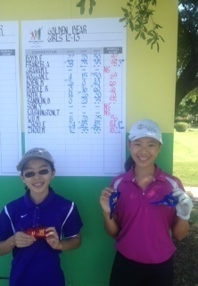 Emily & Michelle Zhou (Drive, Chip, Putt  Qualifiers for Regional 2013).jpg