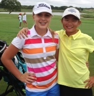 Emily Takser_Quinn Barber_ at the NTPGA All American Fall Classic_Gunther TX_Oct_2013 (2).jpg
