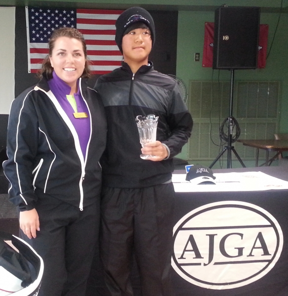 Forrest Park_2nd Place_AJGA All Star_Hot Springs Ark_ First AJGA Event_April 2014_ 13 Yrs_with Director.jpg
