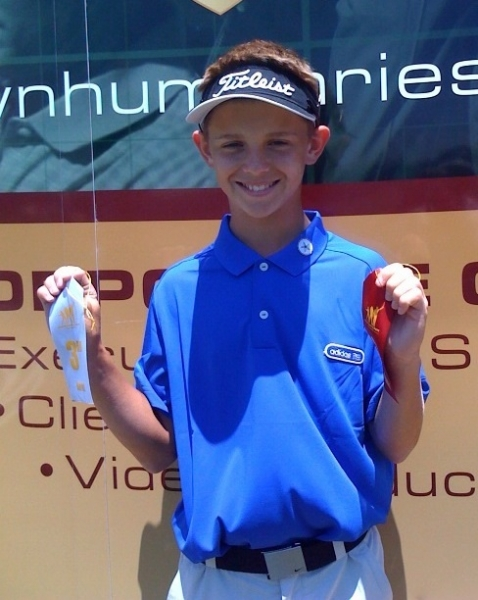 Max Pius (Drive, Chip, Putt Dristric Champ_2nd Overall-Qualifies for Regional_2013).jpg