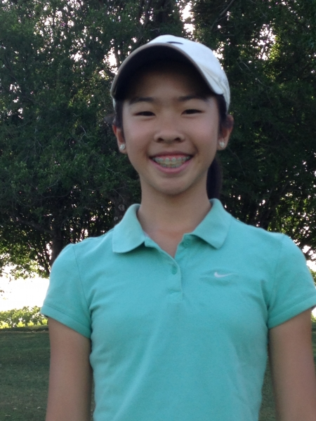 Michelle Zhou 2nd Place_NTPGA Shootout_Sherrill Park_April_2014.jpg